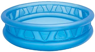 Intex 58431NP - Piscina hinchable de relieve azul 188 x 46 cm- 790 litros